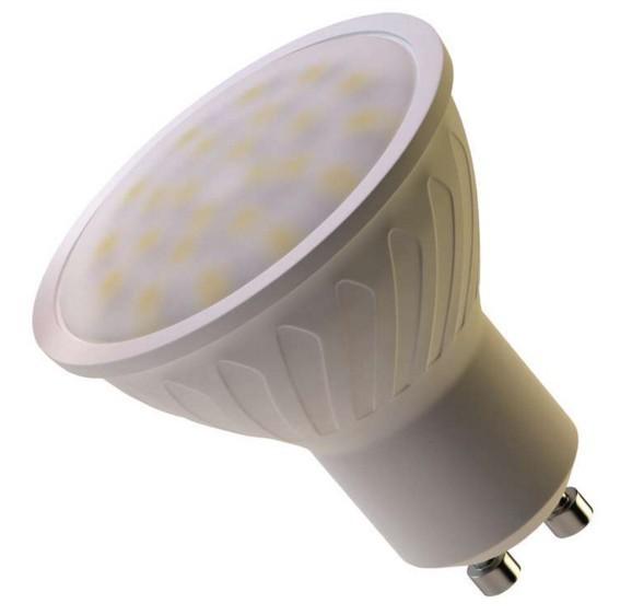 LED žárovky LED žárovka reflektorová 7W GU10 teplá bílá
