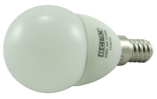LED žárovky LED žárovka TRIXLINE E14/4W G45 320lm 2700K