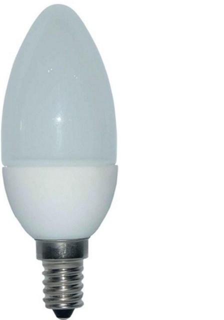 LED žárovky Solight LED žárovka, svíčka, 6W, E14, 4000K, 420lm WZ410