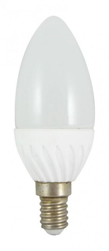 LED žárovky Trixline LED 6W C35 E14 4200K