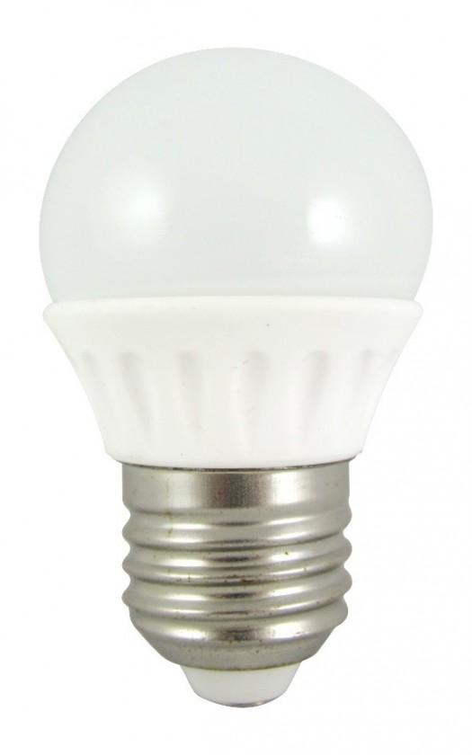 LED žárovky Trixline LED 6W G45 E27 2700K