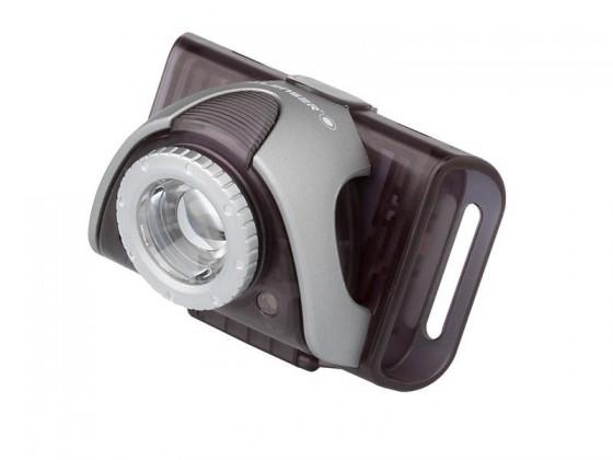 LEDLENSER B5R ŠEDÁ + B2R ZADNÍ LED svítilna