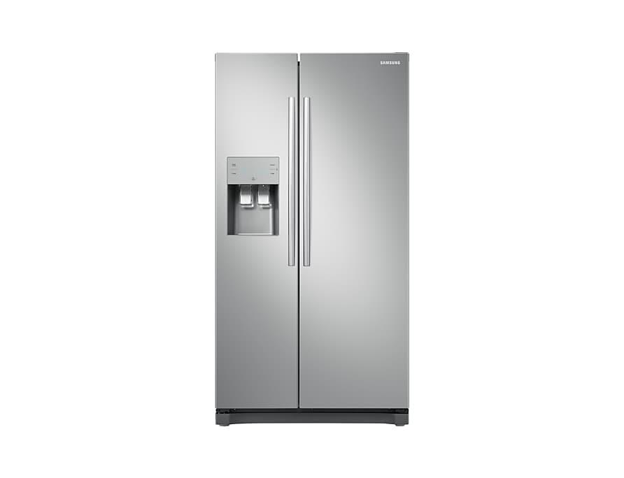 Lednice ZLEVNĚNO Americká lednice Samsung RS50N3413SA, A+