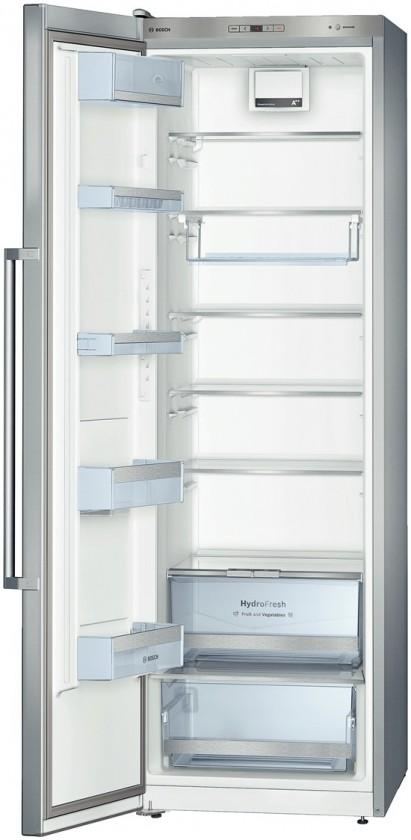 Lednice ZLEVNĚNO Bosch KSW 36 PI30 VADA VZHLEDU, ODĚRKY
