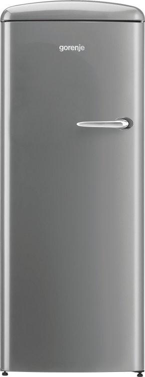 Lednice ZLEVNĚNO Jednodveřová lednice Gorenje ORB152X-L