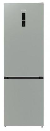 Lednice ZLEVNĚNO Kombinovaná lednice s mrazákem dole Gorenje RK6193LX4, A+++