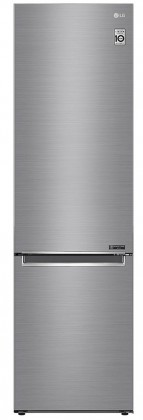 Lednice ZLEVNĚNO Kombinovaná lednice s mrazákem dole LG GBB72SAEFN, A+++