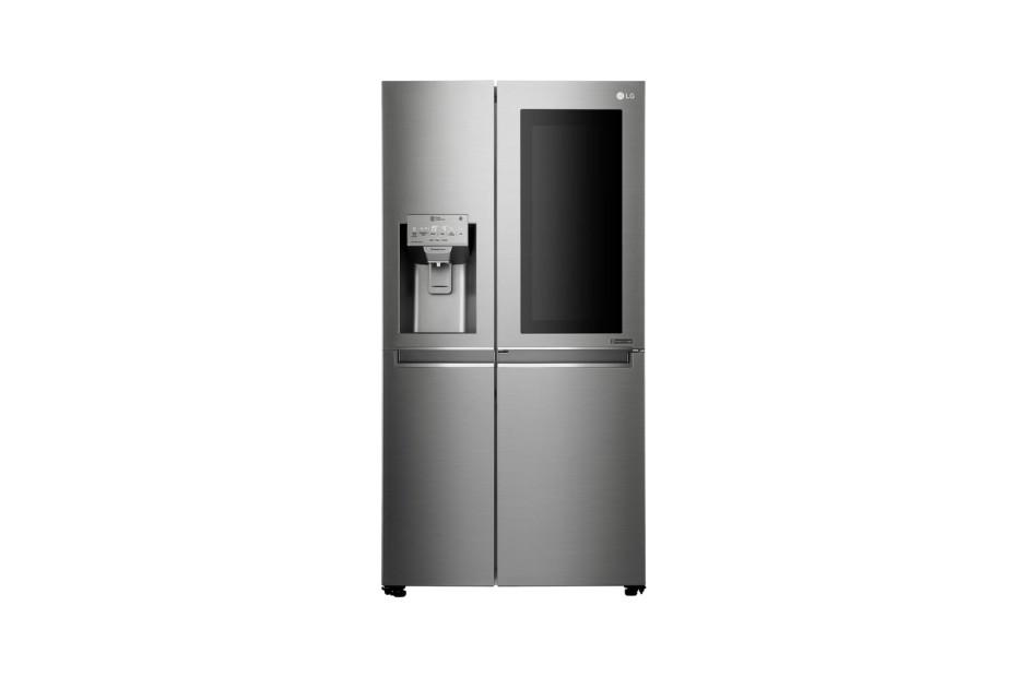 Lednice ZLEVNĚNO LG GSX961NSAZ OBAL POŠKOZEN