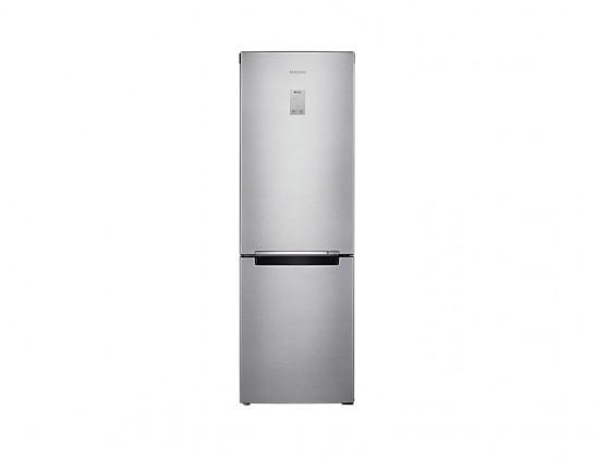 Lednice ZLEVNĚNO Samsung RB33N341MSA OBAL POŠKOZEN