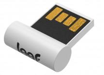 Leef USB 32GB Surge 2.0 white