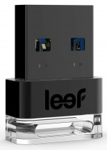 Leef USB 64GB Supra 3.0 charcoal