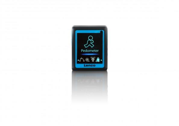 Lenco Podo 152 4 GB, modrá