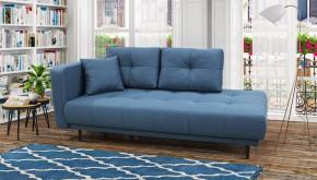 Lenoška Bony s úložným prostorem, modrá