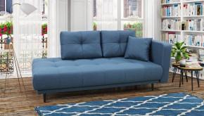 Lenoška Bony s úložným prostorem, pravá strana, modrá