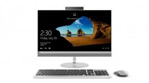 "Lenovo AIO 520 23.8""FHD/i5-8400T/4G/1TB/AMD2G/W10"
