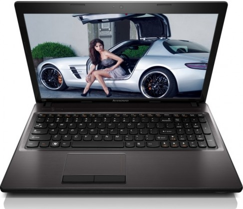 Lenovo IdeaPad G580 Dark Metal černá (59381754)