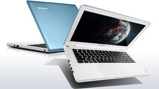 Lenovo IdeaPad U310-59387078, modrá