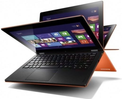 Lenovo IdeaPad Yoga 13 oranžová-černá (59377324)