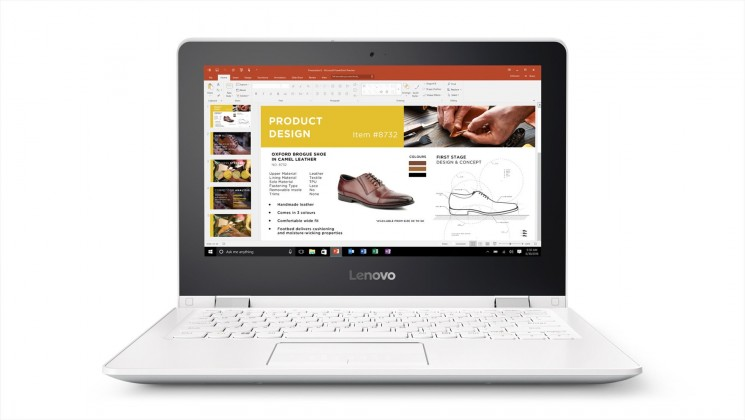 Lenovo IdeaPad Yoga 80M100SUCK