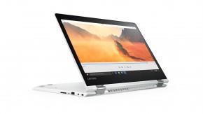 Lenovo IdeaPad Yoga 80VB0013CK, bílá/černá + DRAK!