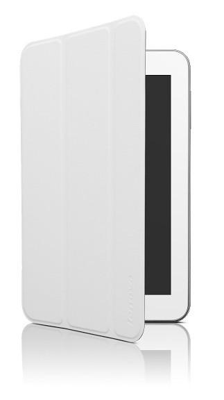 Lenovo IdeaTab A3000 Folio Case and Film (pouzdro+folie) - bílá