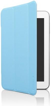 Lenovo IdeaTab A3000 Folio Case and Film (pouzdro+folie) - modrá