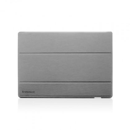 Lenovo IdeaTab S6000 Folio Case and Film (pouzdro+fólie) - šedá