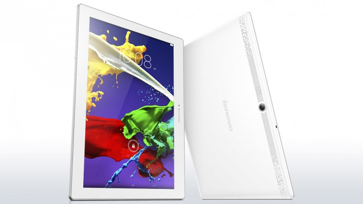 Lenovo IP Tablet Tab 2 A10-30 Qualcomm 210 1.3GHz,bílý