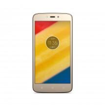 Lenovo Moto C Plus 2GB FINE GOLD + powerbanka zdarma