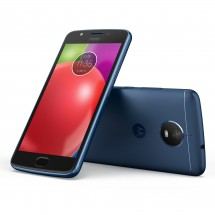 Lenovo Moto E4 OXFORD BLUE