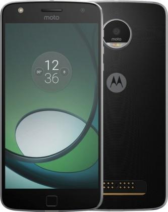 Lenovo Moto Z Play, černá