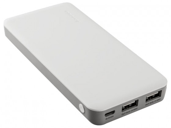 Lenovo Power bank MP1060 - 10000 mAh, Šedý