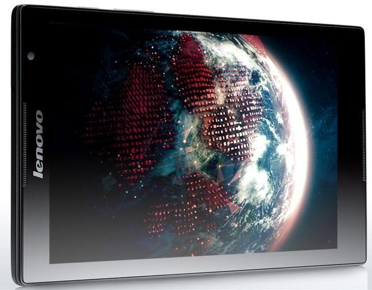 Lenovo TAB S8-50 LTE Ebony Black (59427937)