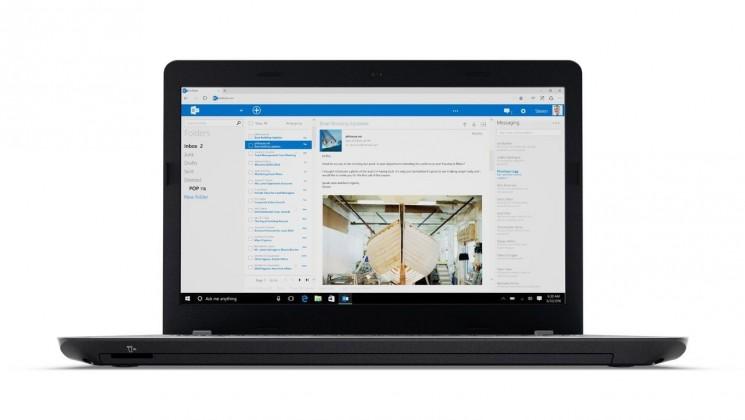 Lenovo ThinkPad Edge E570 20H5006UXS, černá/bílá