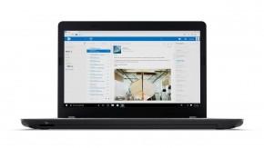 Lenovo ThinkPad Edge E570 20H5006UXS, černá/bílá + DRAK!
