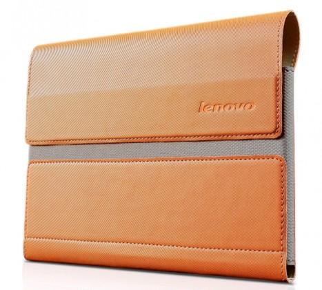 Lenovo YOGA TABLET 8 Sleeve and Film (pouzdro+fólie) - oranžová