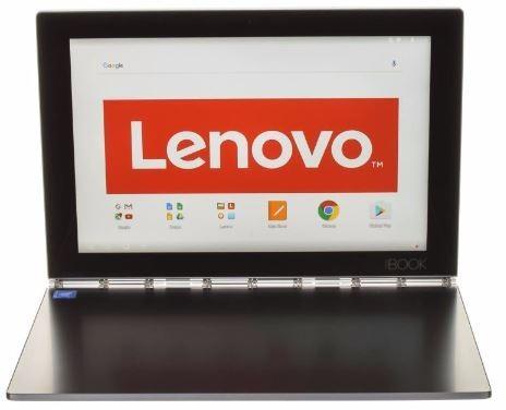 Lenovo YOGA tablet Book 10 LTE (ZA0W0019CZ) šedý