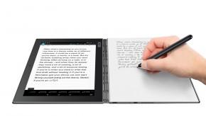 Lenovo YOGA tablet Book 10 LTE (ZA0W0019CZ) šedý POUŽITÉ, NEOPOTŘ