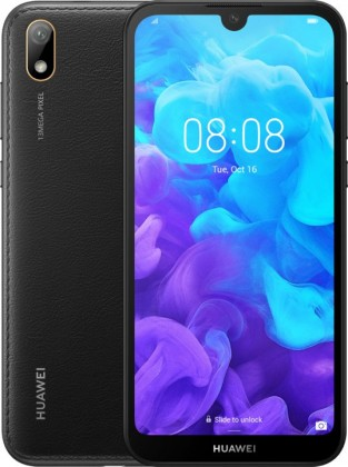 Levné mobily Mobilní telefon Huawei Y5 2019 2GB/16GB, černá