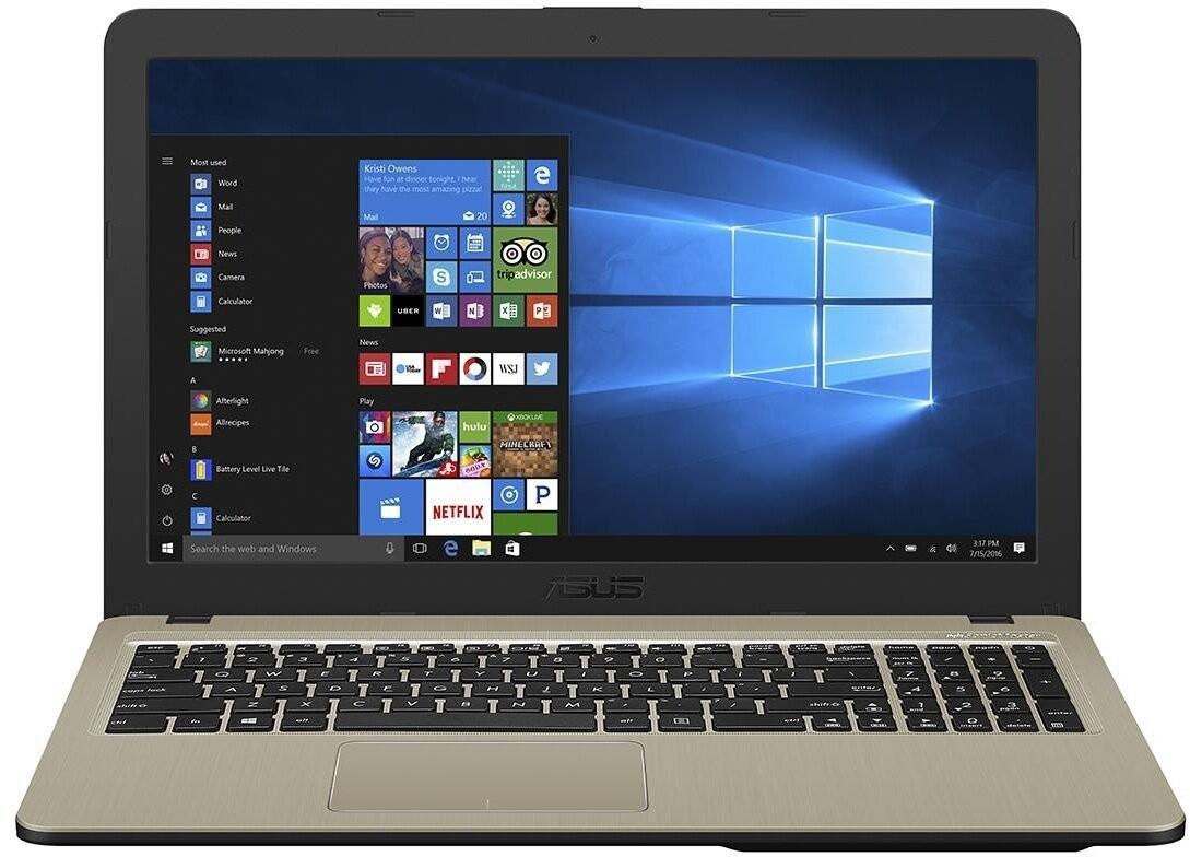 "Levné notebooky Notebook Asus X540NA-DM159T 15,6"" Celeron N3350 4GB, HDD 1TB"