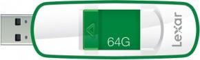 Lexar JumpDrive S73 64GB zelený