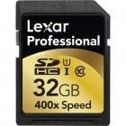 Lexar SDHC 32GB (Class 10) ROZBALENO