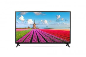 LG 43LJ594V + čistící sada na TV