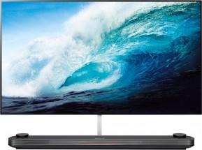 LG OLED65W7V + čistící sada na TV