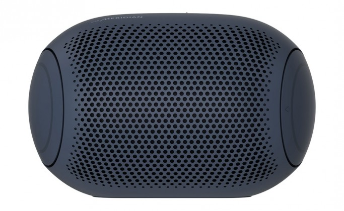 LG PL2 Bluetooth přenosný reproduktor černý