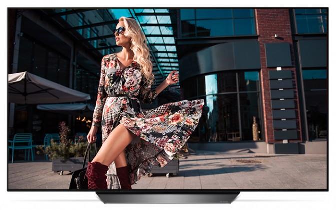 "LG Smart TV Smart televize LG OLED55B8PLA (2018) / 55"" (139 cm)"