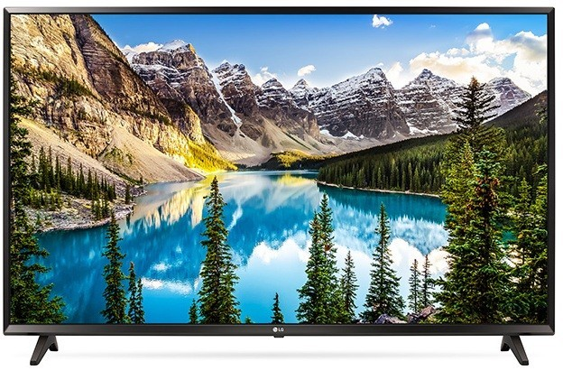 LG TV LG 55UJ6307 OBAL POŠKOZEN