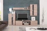 Life - Obývací stěna (dub sanremo)