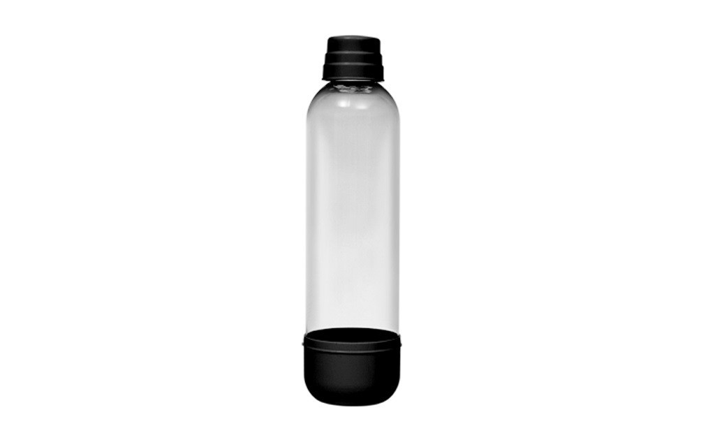 Limobary, sirupy Limo Bar Láhev 1l černá