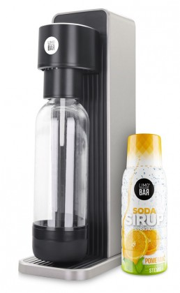 Limobary, sirupy Výrobník sody Limo bar Twin+sirup pomeranč T0150BS-LBSORANGE